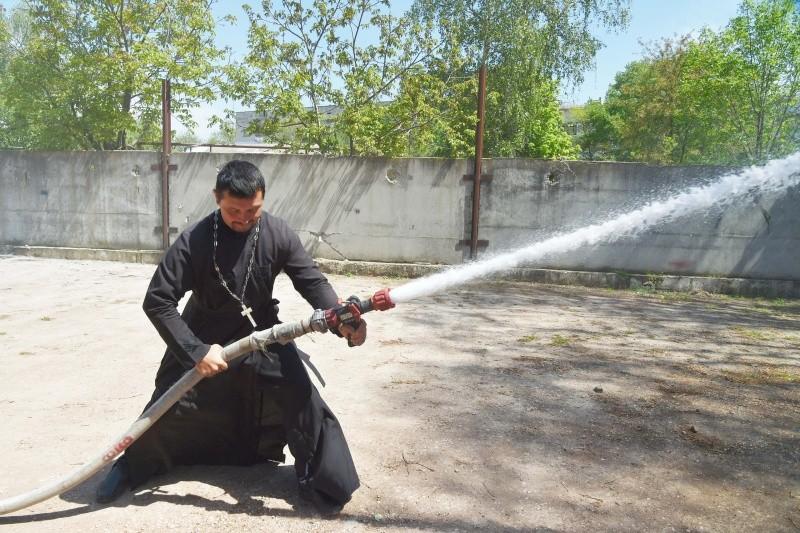 В Крыму для священнослужителей прошел семинар по пожарной безопасности