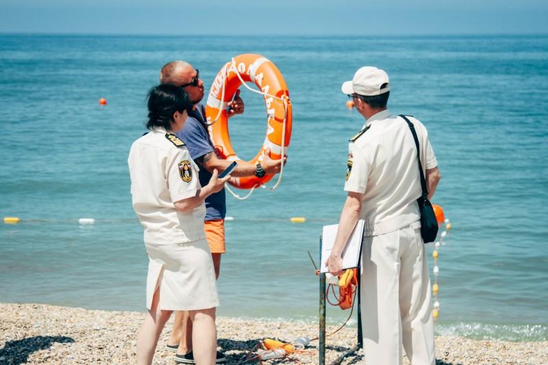 Из 30-ти пляжей Севастополя к эксплуатации пока допущены только 16