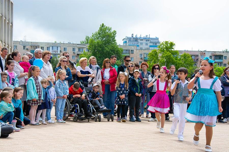 В Севастополе отметили Международный день защиты детей