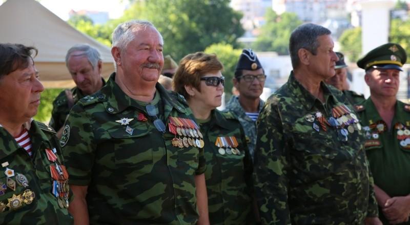 Херсонес посетили участники автопробега «Дорогами победы»
