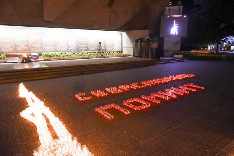 В Севастополе проходят мероприятия, посвященные 80-летию начала Великой Отечественной войны