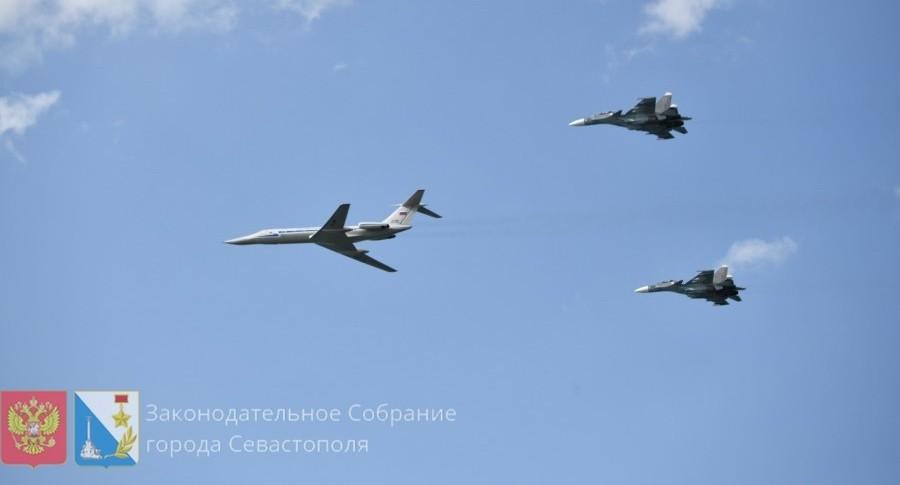 Севастополь отмечает День ВМФ