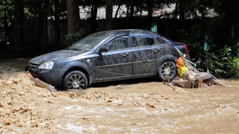 В Крыму выплачены первые компенсации за автомобили, пострадавшие вследствие подтопления