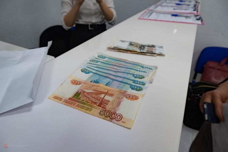 В Севастополе задержали финансовых мошенников