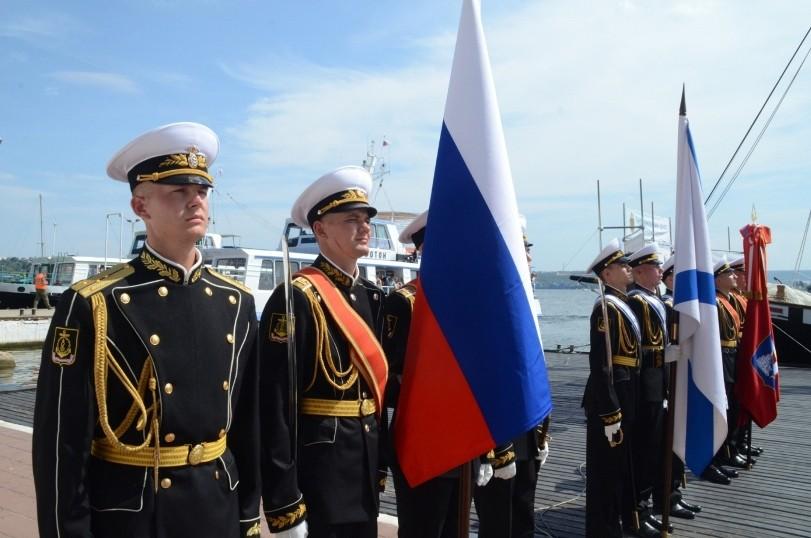 В Севастополе завершился молодежный яхтенный поход «Паруса памяти Черного моря»