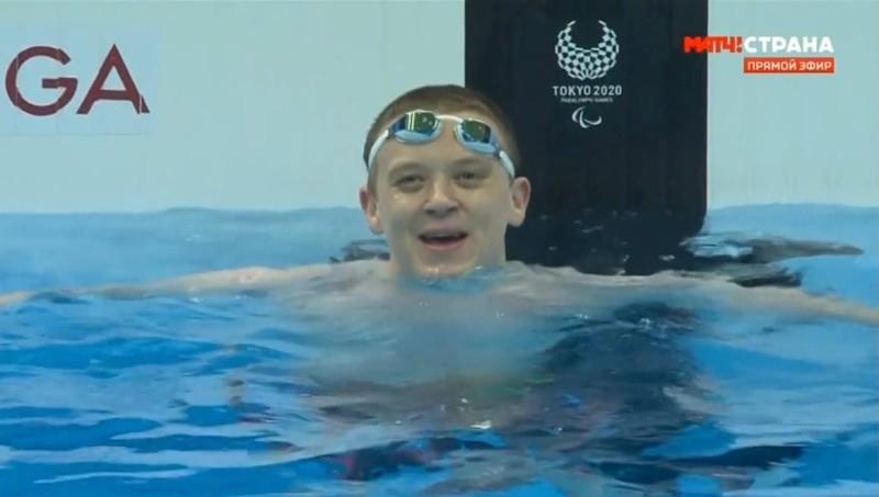 Пловец из Севастополя выиграл золото Параолимпиады