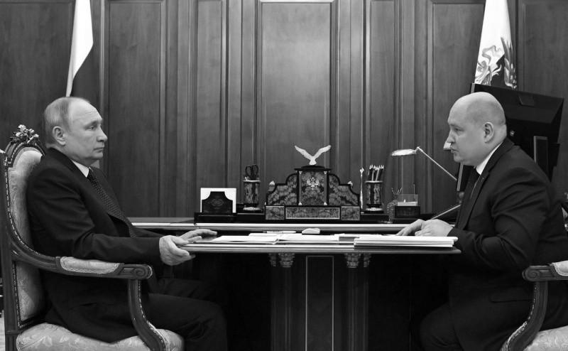 Губернатор Севастополя рассказал подробности встречи с президентом