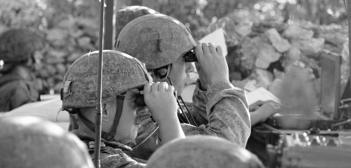 В Крыму проходит плановое учение разведчиков армейского корпуса ЧФ