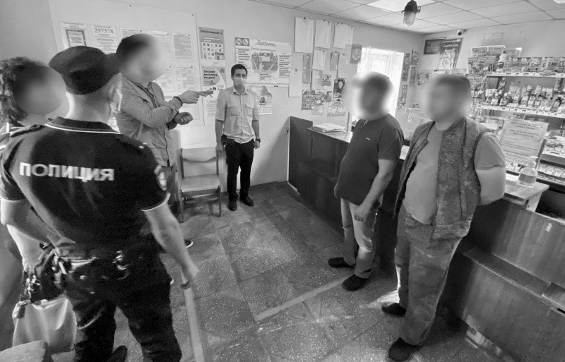 На Северном Кавказе задержаны подозреваемые в разбойном нападении на отделение почты в Крыму