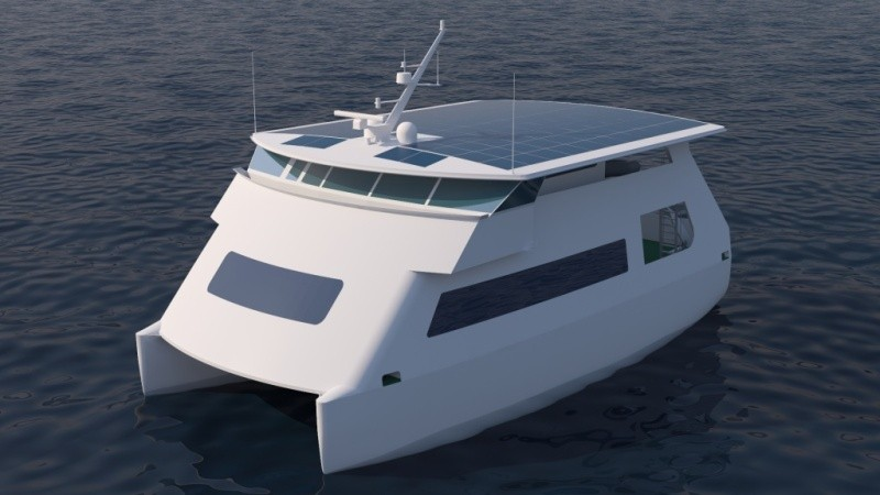 К спуску на воду готовится научно-исследовательское судно для СевГУ