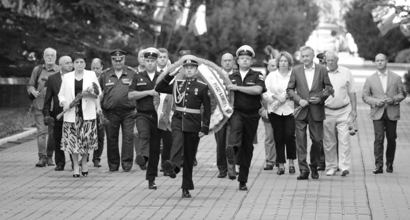 В Крыму прошел митинг, посвященный окончанию Второй мировой войны