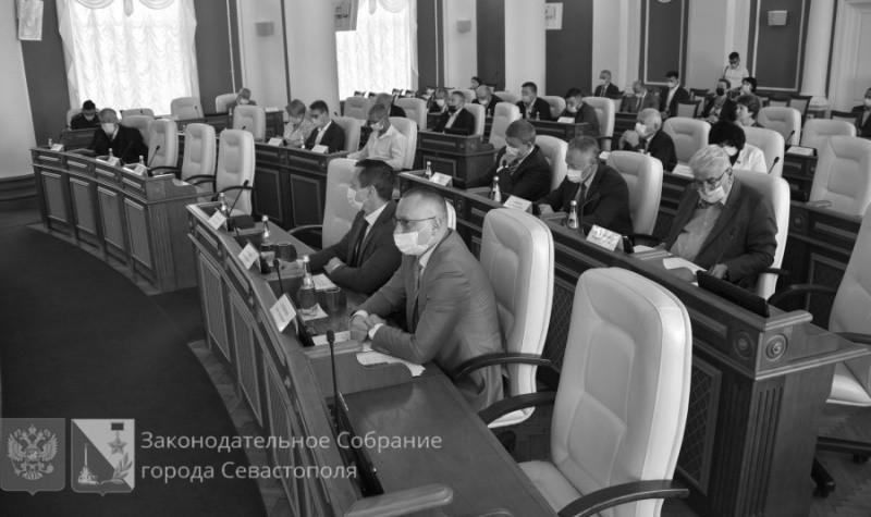 Севастопольские депутаты рассмотрели законопроект «Об охране зеленых насаждений в городе»