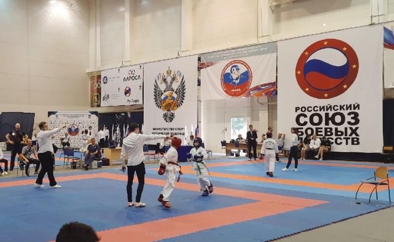 Юные рукопашники Севастополя завоевали медали на всероссийских соревнованиях