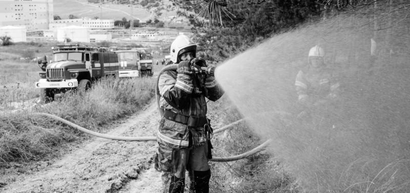 В Севастополе отработали действия при прорыве газопровода