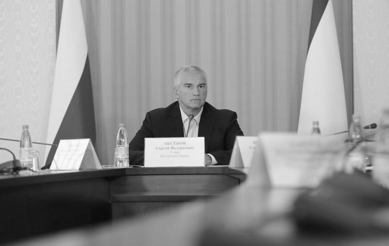 Глава Крыма прокомментировал задержание лиц, совершивших диверсию на газопроводе