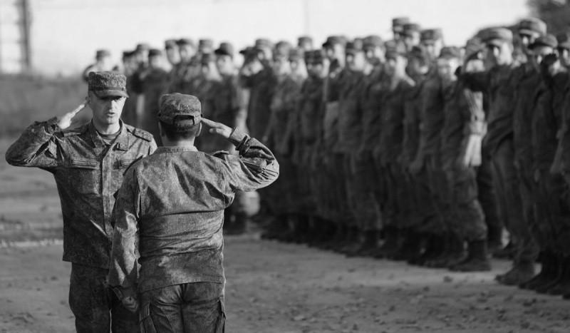 Подразделения армейского корпуса ЧФ вернулись в Крым после проведения учения в Чечне