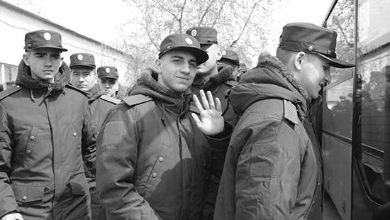 Более 500 жителей Севастополя и Крыма пополнили ряды Вооруженных сил с начала 2021 года