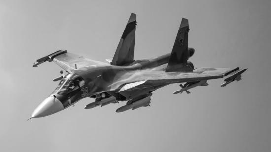 Истребители и бомбардировщики нанесли удар по морскому десанту условного противника в Крыму