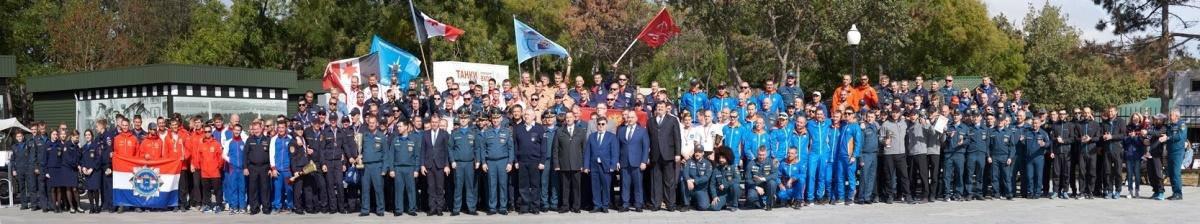 В Севастополе подвели итоги Чемпионата по многоборью спасателей