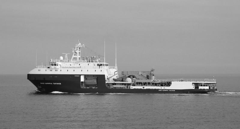 Корабли Черноморского флота отработали передачу запасов в Средиземном море