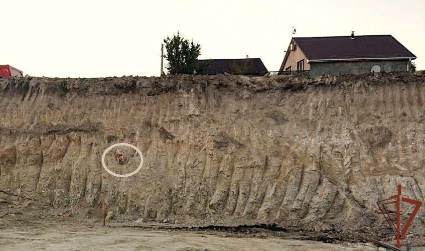 При строительстве путепровода в Севастополе обнаружена авиабомба