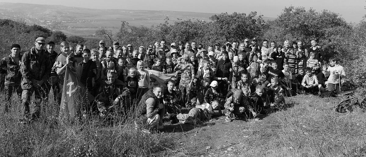 Юные рукопашники Севастополя сходили в квест-поход